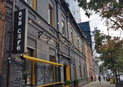 Панель-кронштейн BnB Cafe