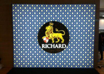 Стойка для продукции RICHARD